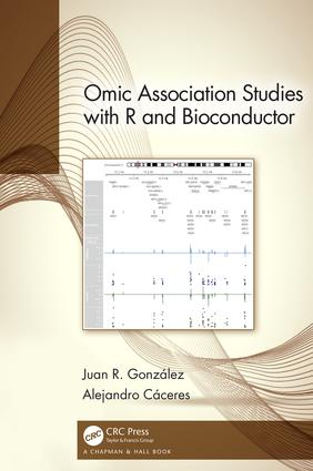 Omic Association Studies with R and Bioconductor book cover