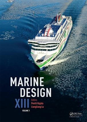 Marine Design XIII, Volume 1: Proceedings of the 13th International Marine Design Conference (IMDC 2018), June 10-14, 2018, Helsinki, Finland, 1st Edition (Hardback) book cover