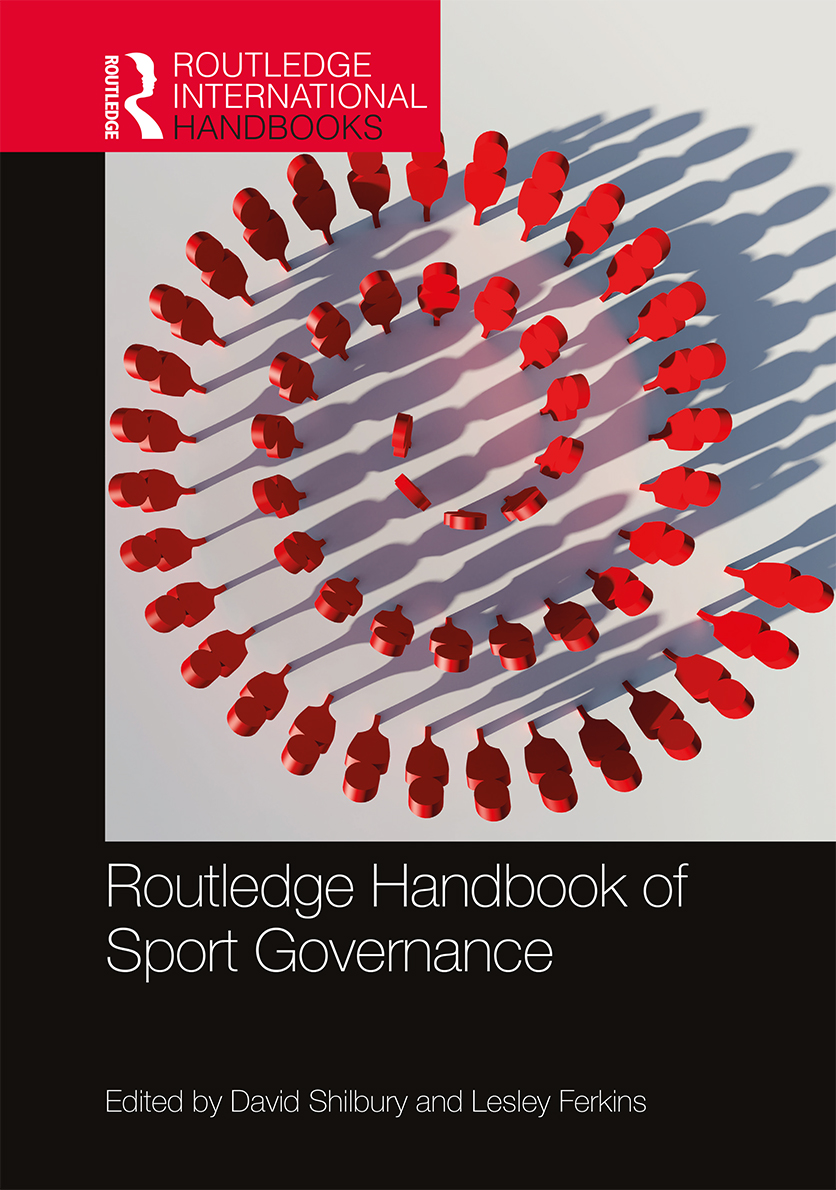 Routledge Handbook of Sport Governance book cover