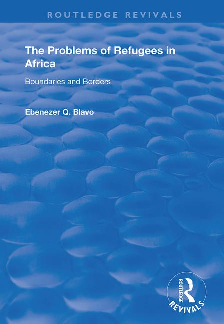 The Problems of Refugees in Africa