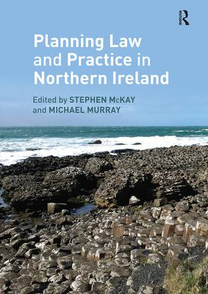 Planning Law and Practice in Northern Ireland book cover