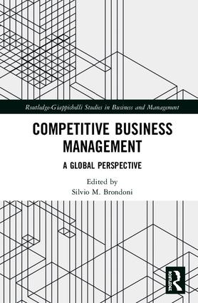 Competitive Business Management: A Global Perspective book cover