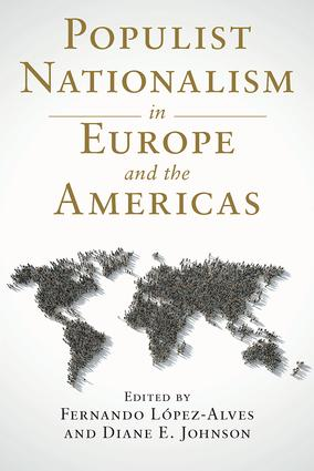 Populist Nationalism in Europe and the Americas book cover