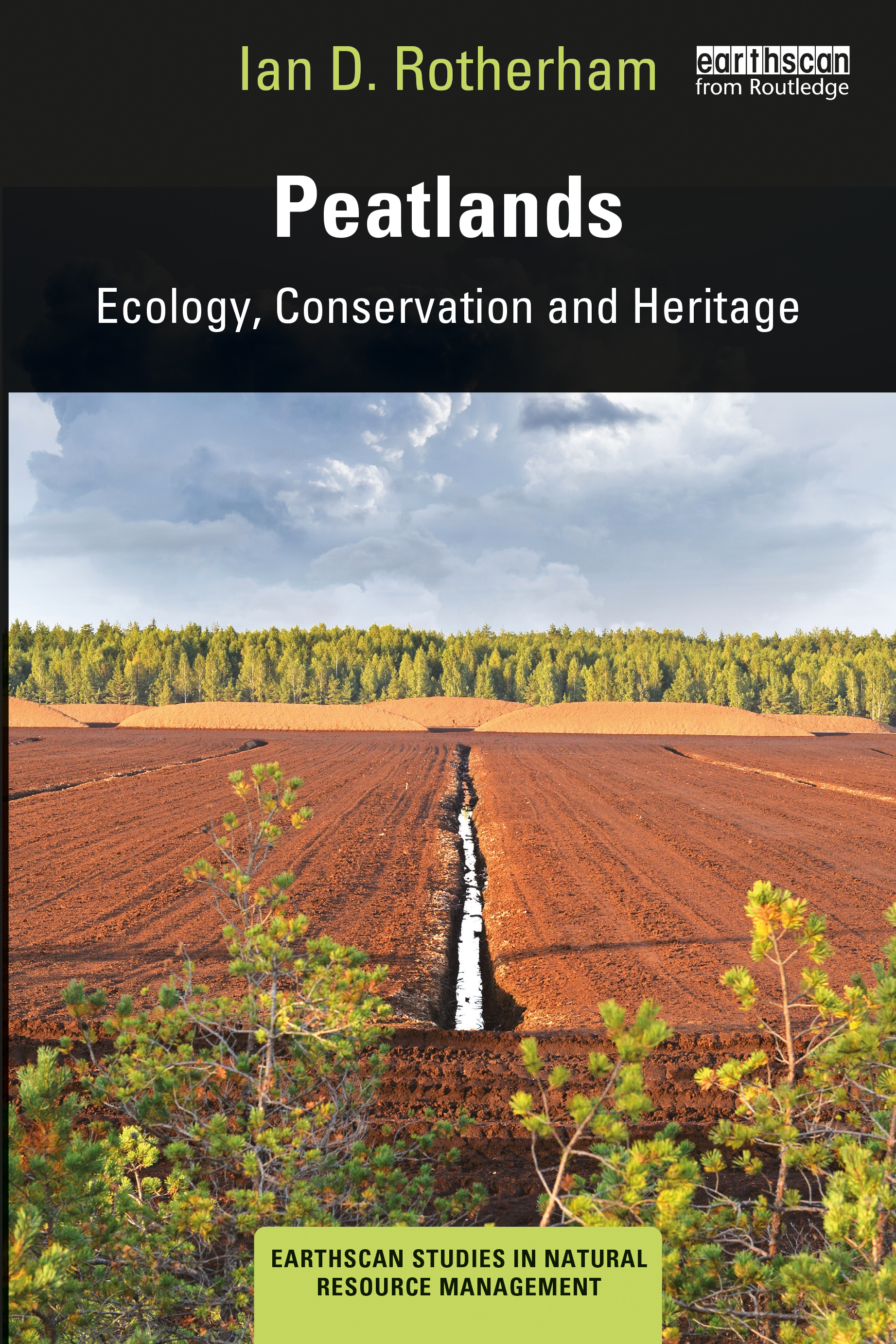 Peatlands: Ecology, Conservation and Heritage book cover