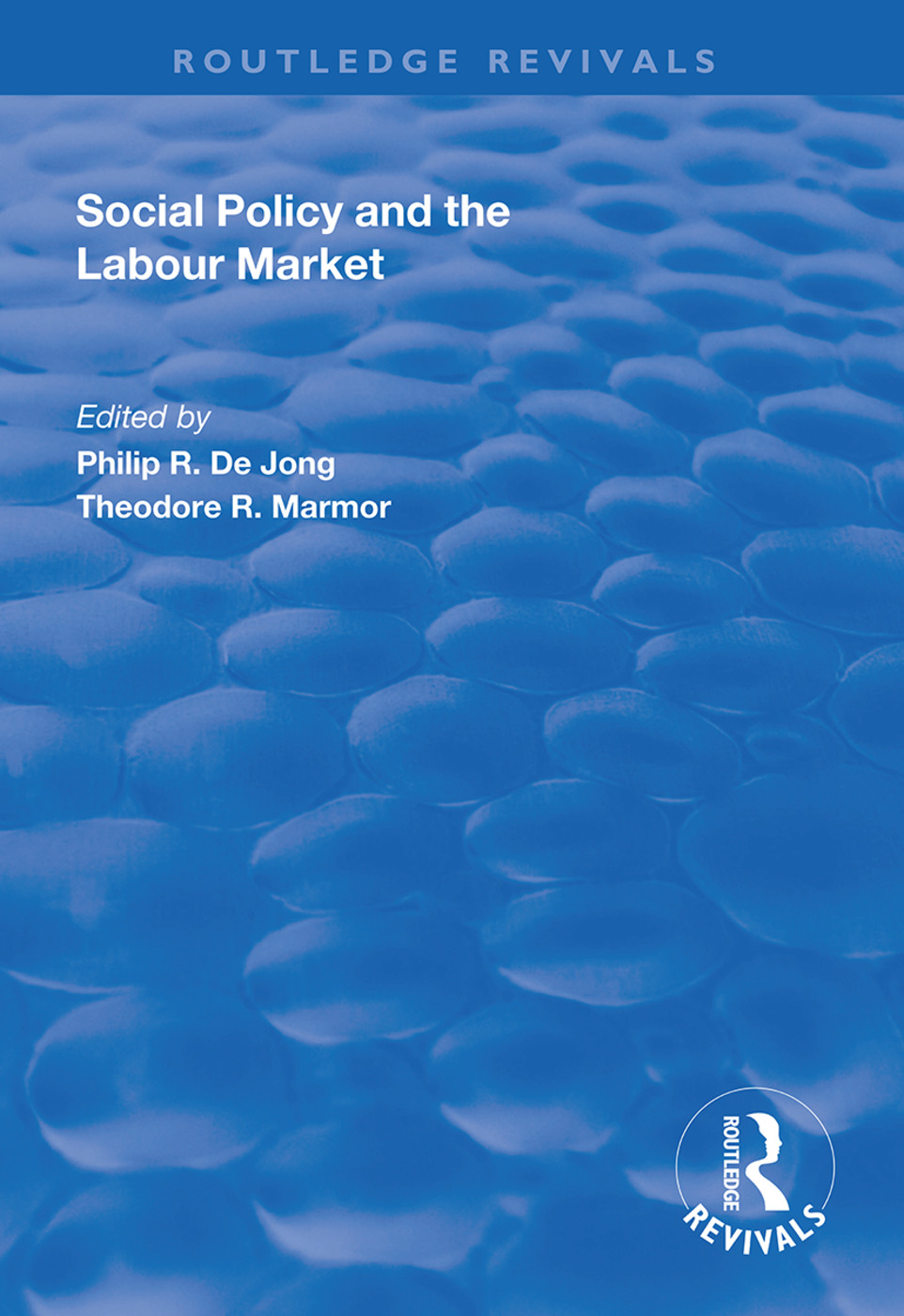Social Policy and the Labour Market book cover