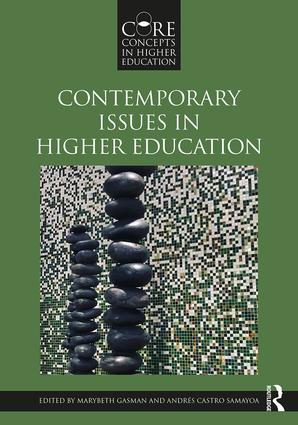 Core Concepts in Higher Education - Routledge