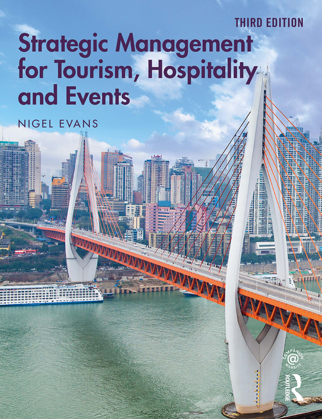 Strategic Management for Tourism, Hospitality and Events book cover