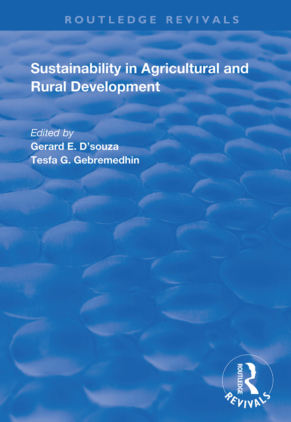 Sustainability in Agricultural and Rural Development book cover