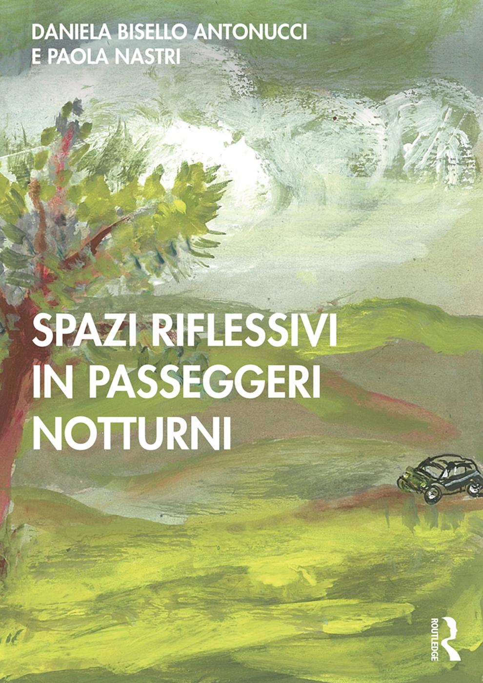 Spazi Riflessivi in Passeggeri Notturni book cover