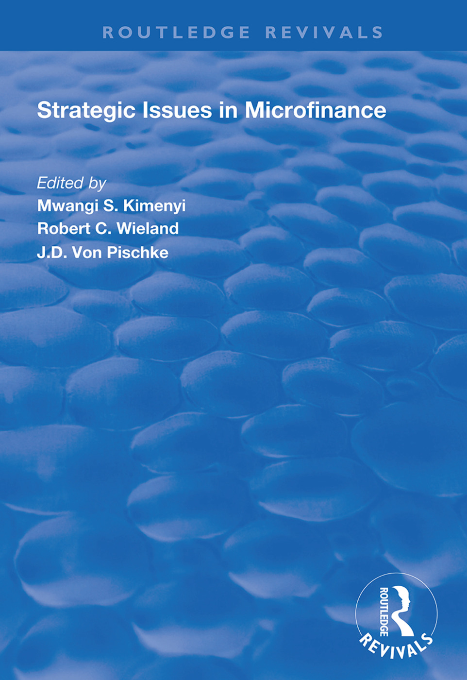 Strategic Issues in Microfinance book cover