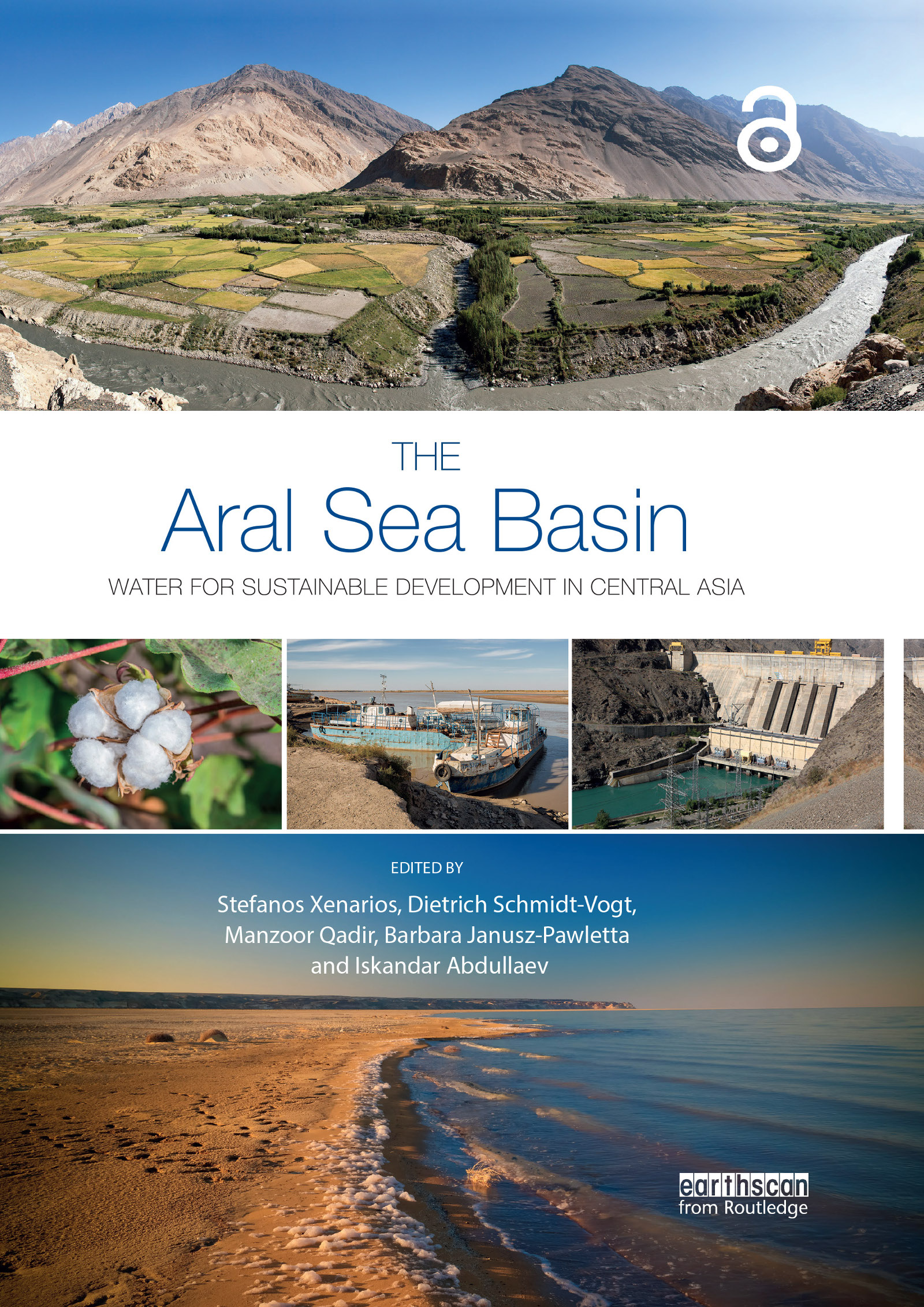 The Aral Sea Basin: Water for Sustainable Development in Central Asia, 1st Edition (e-Book) book cover