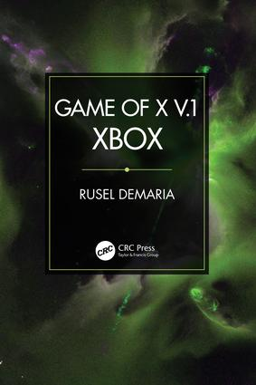 Game of X v.1: Xbox, 1st Edition (Paperback) book cover