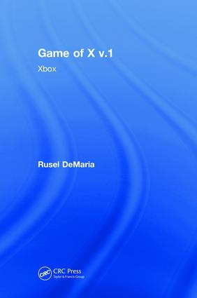 Game of X v.1: Xbox book cover