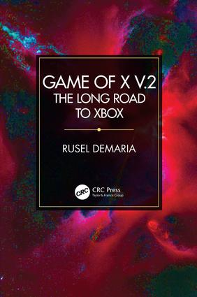 Game of X v.2: The Long Road to Xbox, 1st Edition (Paperback) book cover