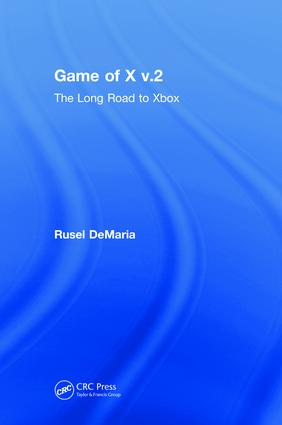 Game of X v.2: The Long Road to Xbox book cover