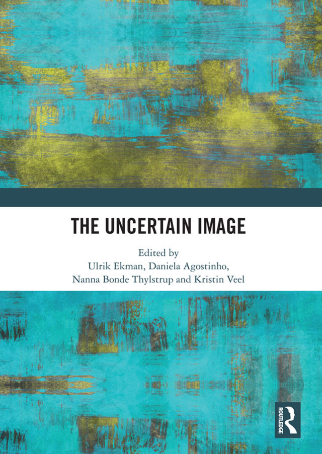The Uncertain Image book cover