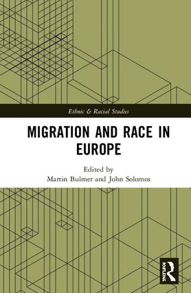 Migration and Race in Europe: 1st Edition (Hardback) book cover