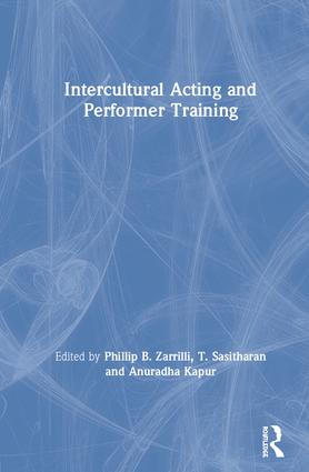Intercultural Acting and Performer Training book cover