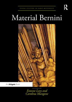 Material Bernini: 1st Edition (Paperback) book cover