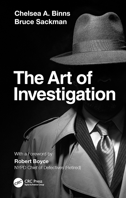 The Art of Investigation book cover