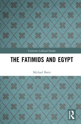 The Fatimids and Egypt book cover