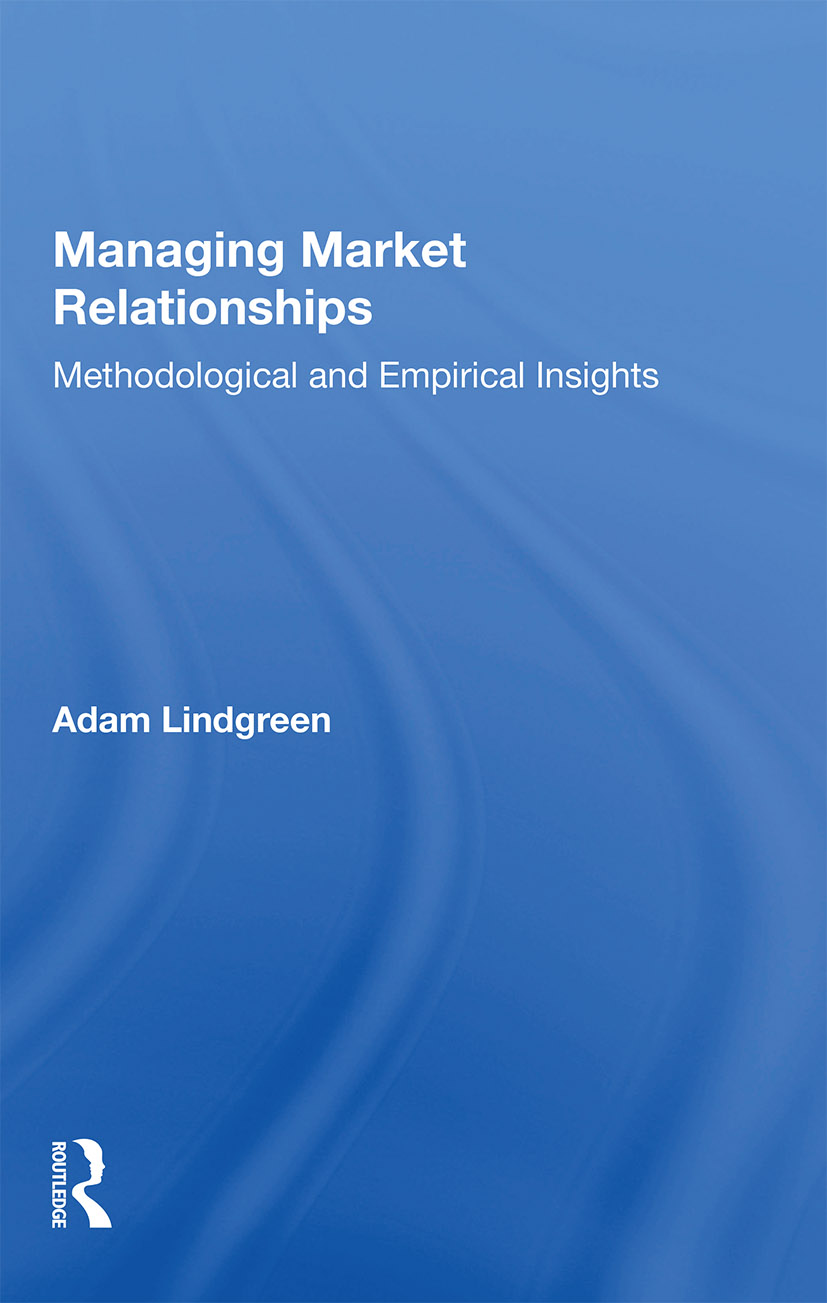 Managing Market Relationships