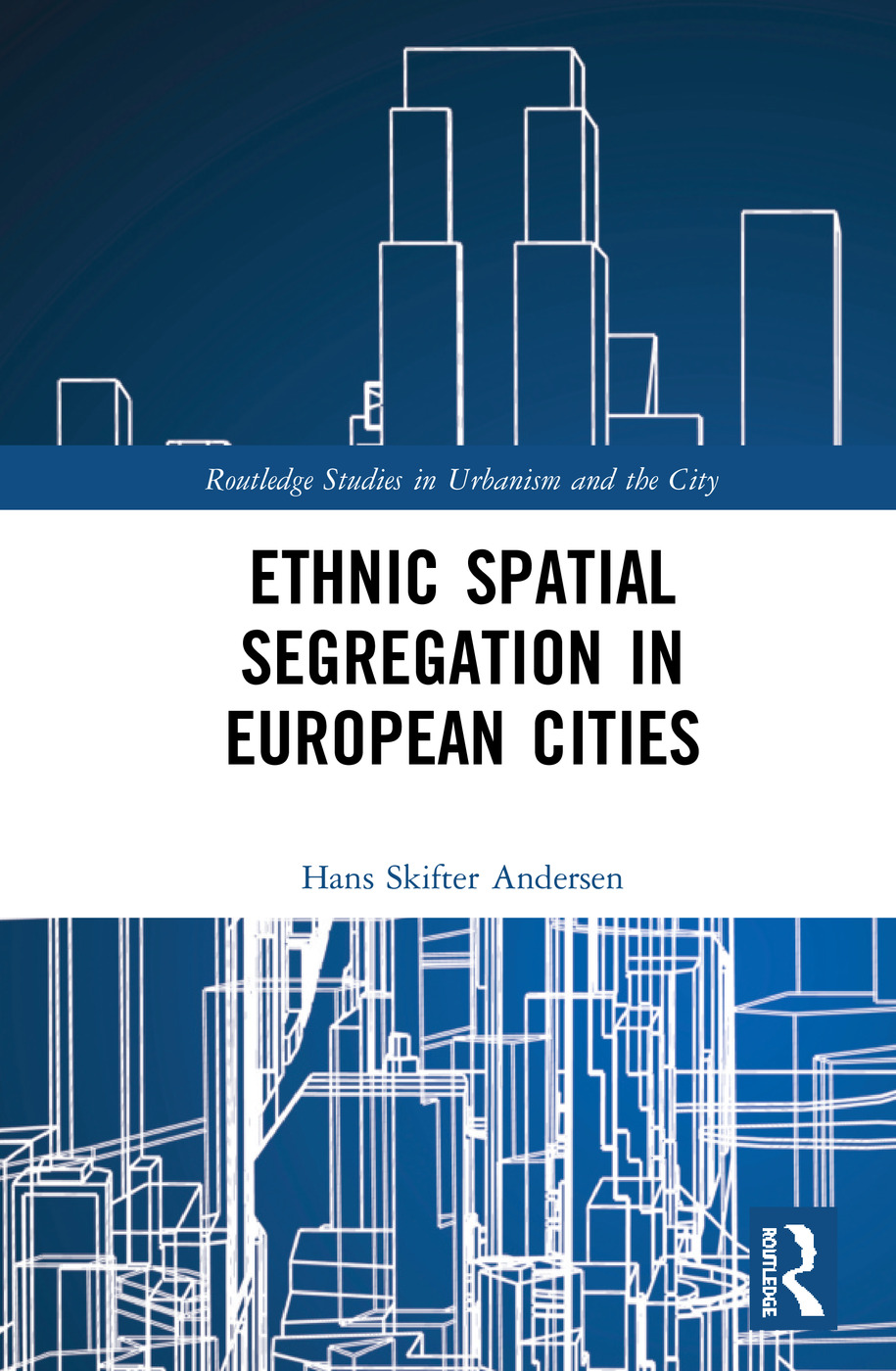 Ethnic Spatial Segregation in European Cities book cover