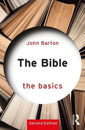 The Bible: The Basics book cover