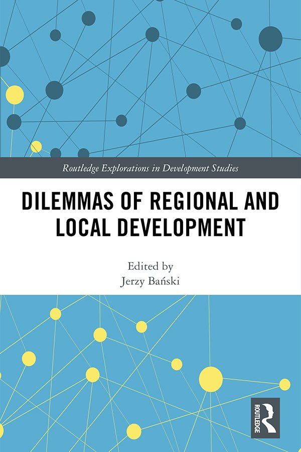 Dilemmas of Regional and Local Development book cover