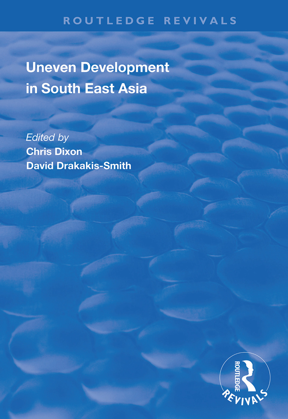 Uneven Development in South East Asia book cover