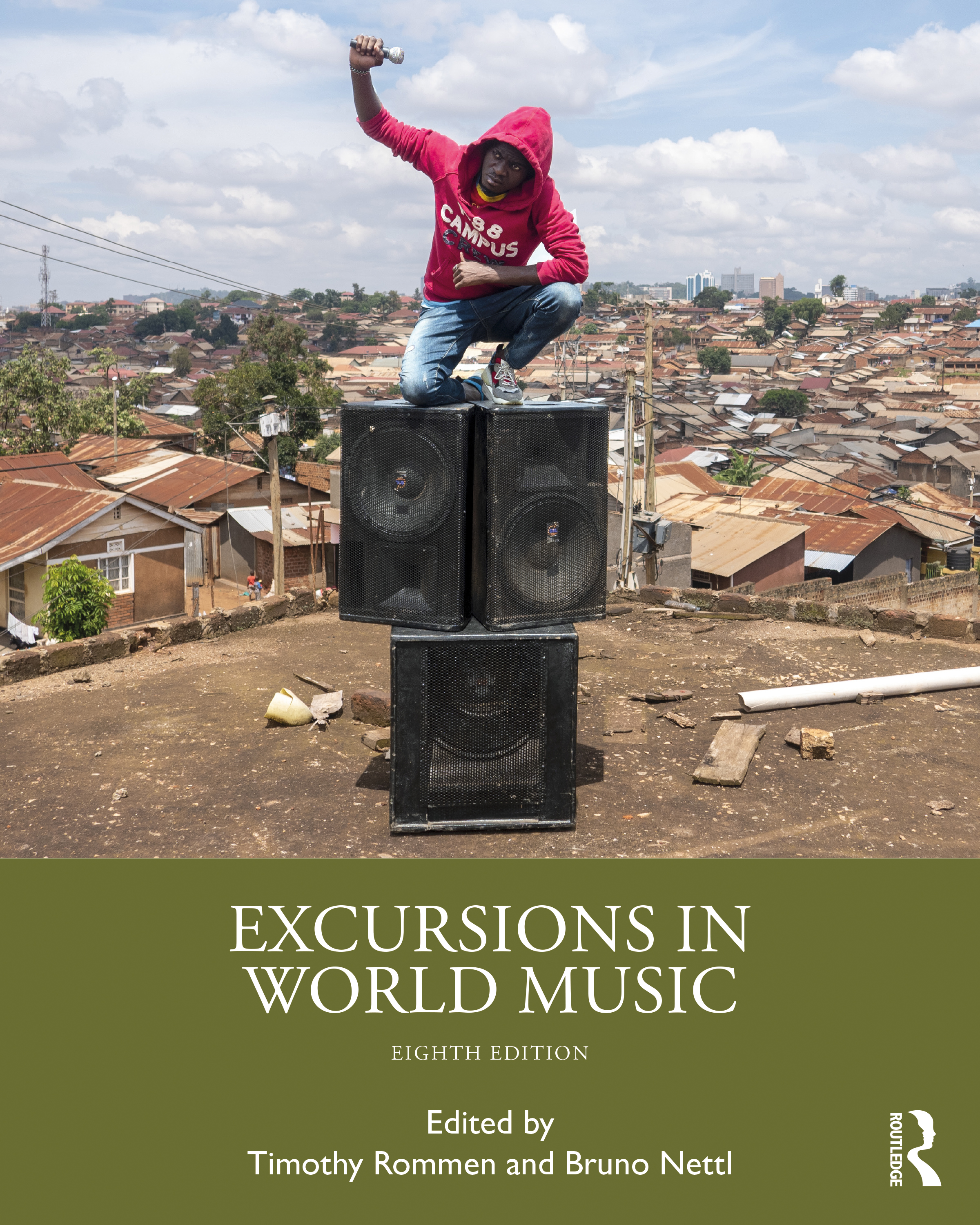 Excursions in World Music book cover