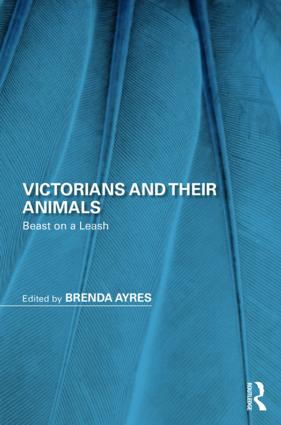Victorians and Their Animals: Beast on a Leash book cover