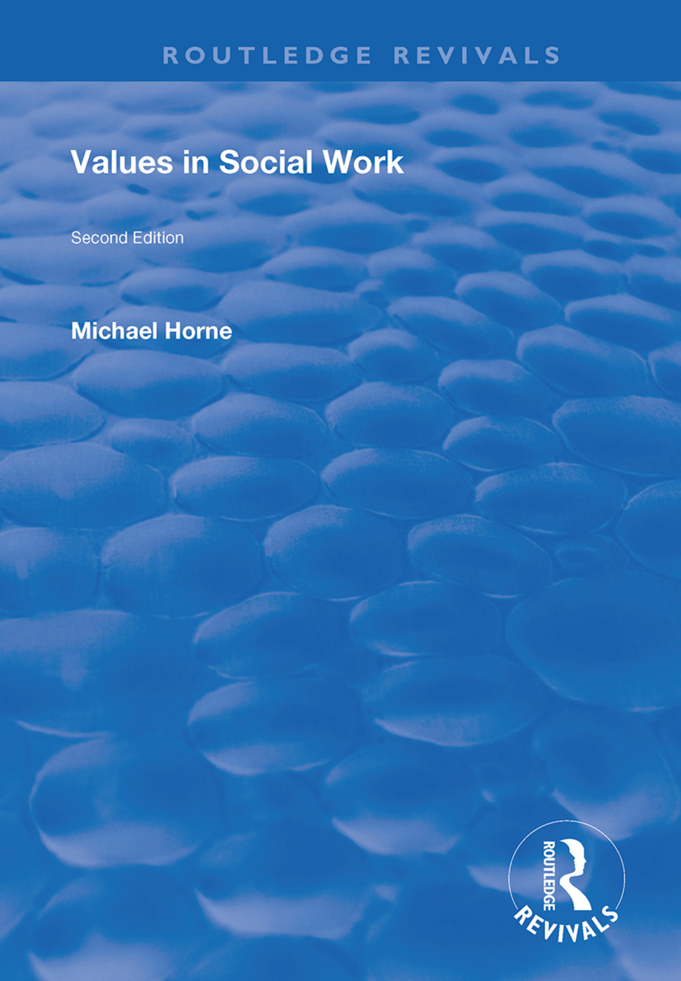 Values in Social Work book cover