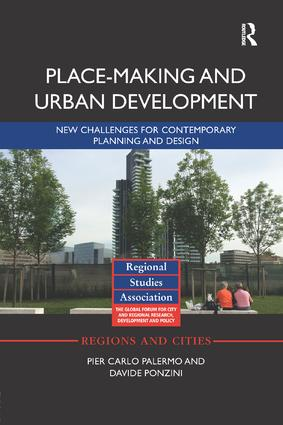 Place-making and Urban Development: New challenges for contemporary planning and design, 1st Edition (Paperback) book cover