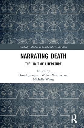 Narrating Death: The Limit of Literature book cover