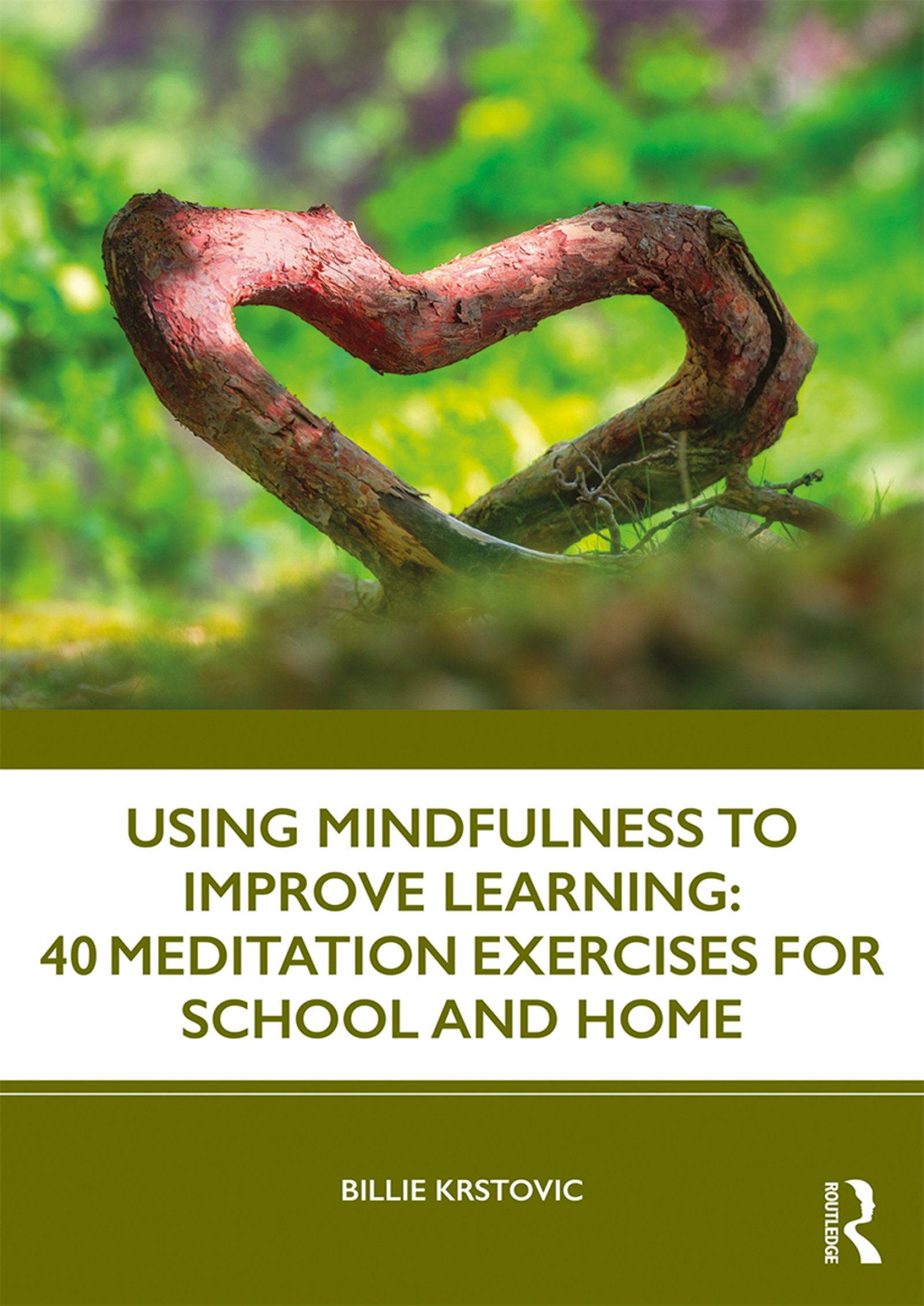 Using Mindfulness to Improve Learning: 40 Meditation Exercises for School and Home book cover