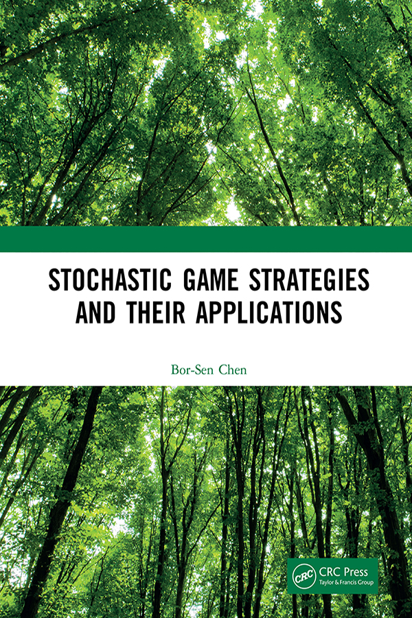 Stochastic Game Strategies and their Applications: 1st Edition (Hardback) book cover