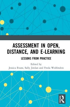 Assessment in Open, Distance, and e-Learning: Lessons from Practice, 1st Edition (Hardback) book cover