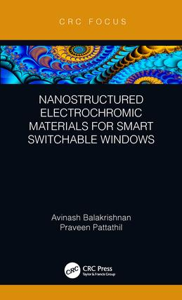 Nanostructured Electrochromic Materials for Smart Switchable Windows book cover