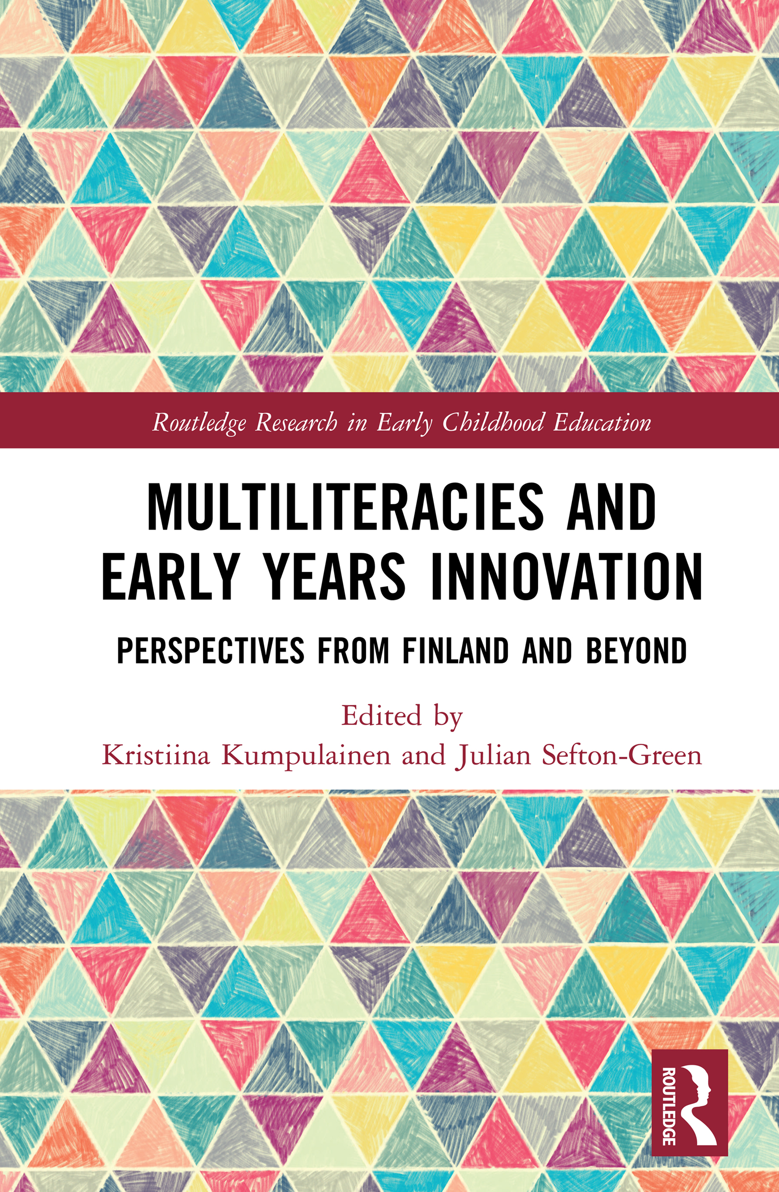 Multiliteracies and Early Years Innovation: Perspectives from Finland and Beyond book cover