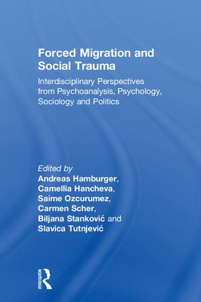 Secondary traumatisation in service providers working with refugees