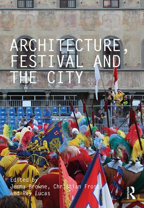 Architecture, Festival and the City book cover
