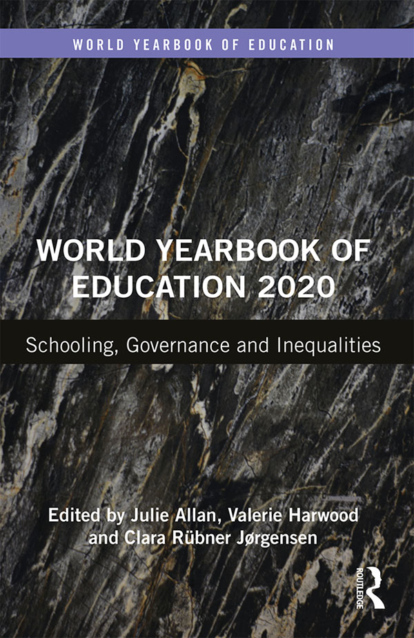 World Yearbook of Education 2020: Schooling, Governance and Inequalities book cover