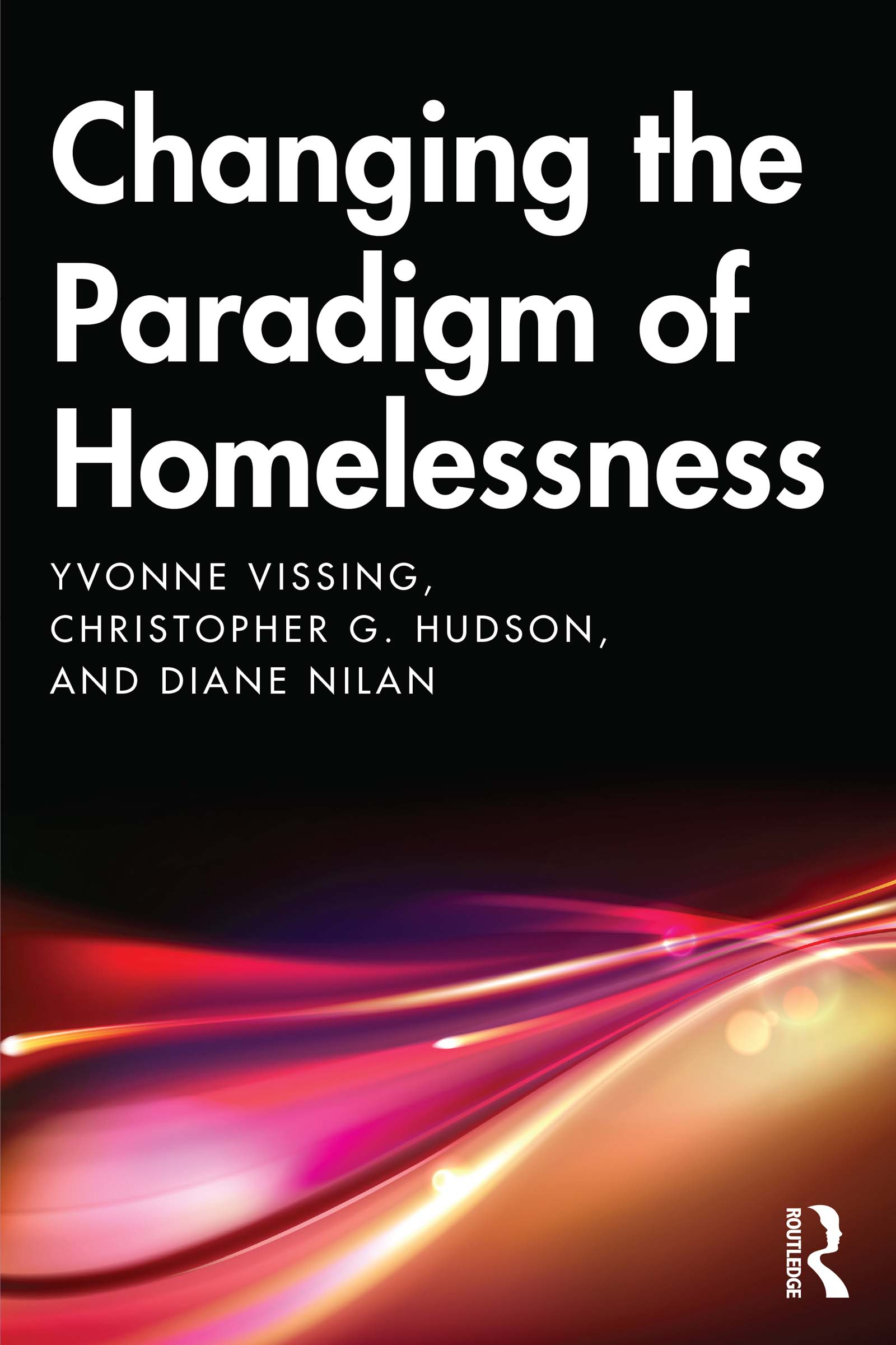 Changing the Paradigm of Homelessness book cover