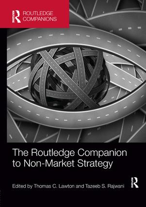 The Routledge Companion to Non-Market Strategy book cover