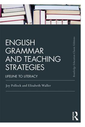 English Grammar and Teaching Strategies: Lifeline to Literacy book cover