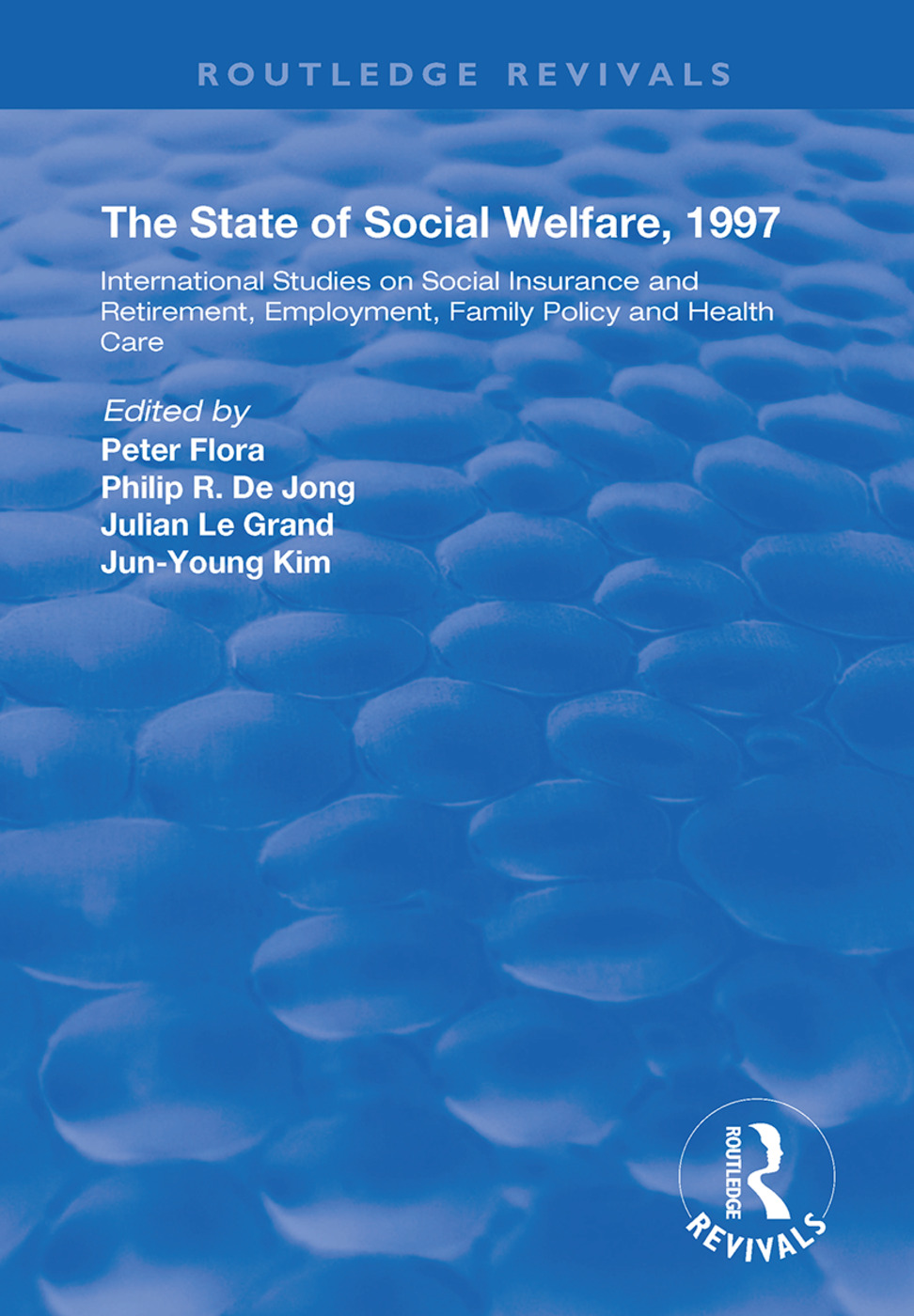 The State and Social Welfare, 1997
