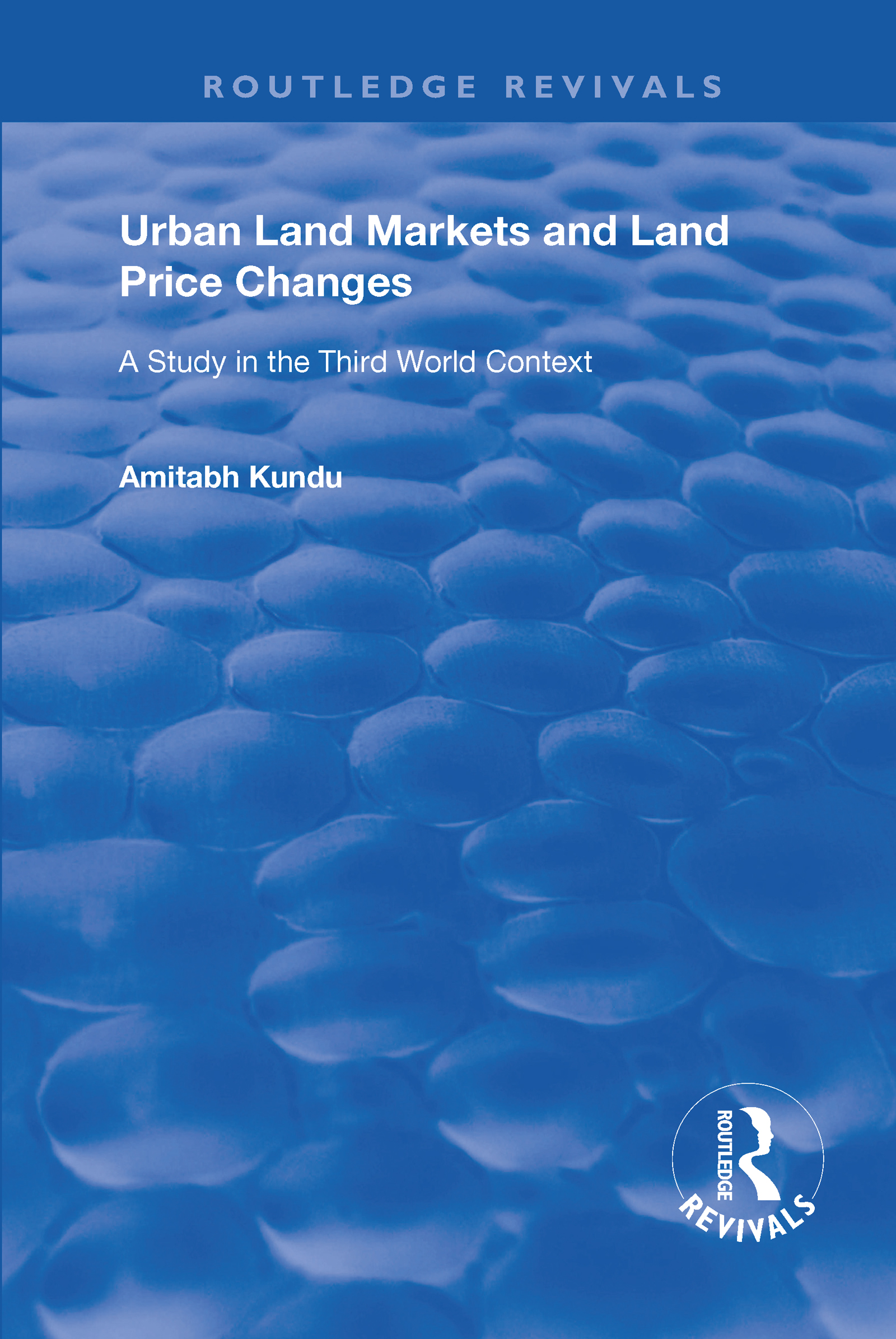 Urban Land Markets and Land Price Changes
