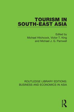 Tourism in South-East Asia: 1st Edition (Hardback) book cover