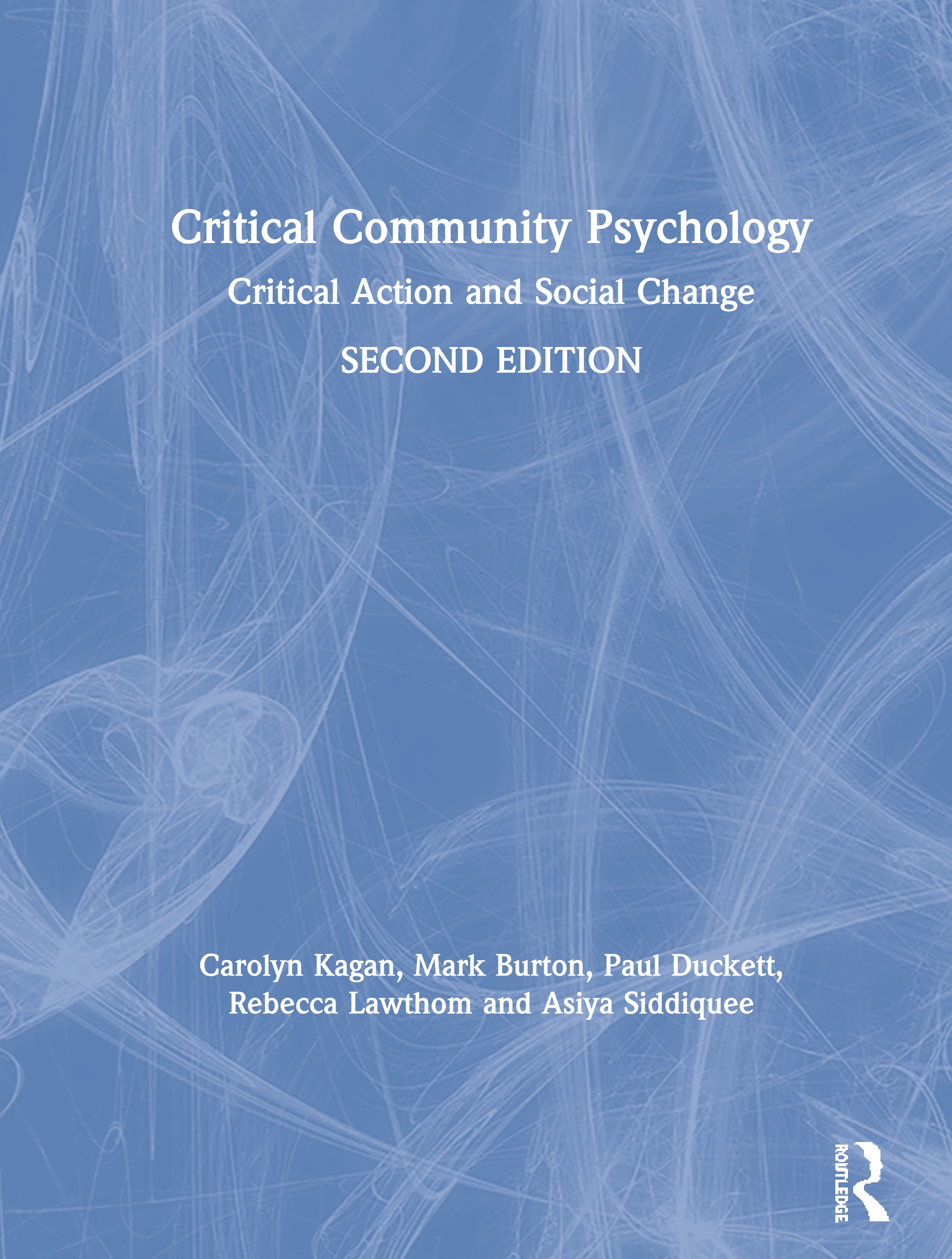 Critical Community Psychology: Critical Action and Social Change book cover